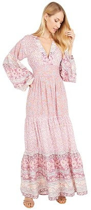 Billabong Cosmos Dress (Multi) Women's Clothing