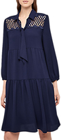 Gerard Darel Naomi Long Sleeve Dress, Blue