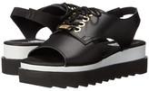 Love Moschino Sandal w/ Tread Sole
