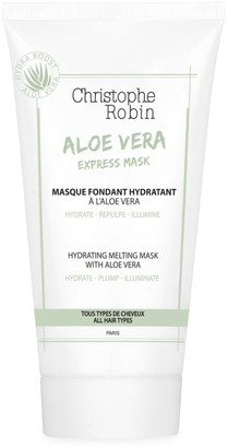 Christophe Robin Travel-Size Hydrating Aloe Vera Melting Hair Mask