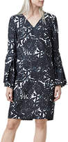 Finery Gloster Charcoal Floral Dress, Multi