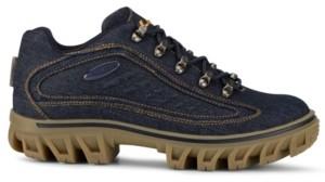 Lugz Men's Dot.Com 2.0 Denim Sneaker Men's Shoes
