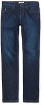 Loro Piana New York Stretch-denim Jeans - Navy