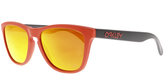 Oakley Frogskins Sunglasses Red