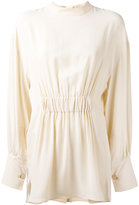 Marni pleated blouse