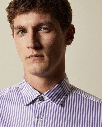 Ted Baker Cotton Striped Shirt