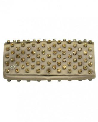 Gucci Metallic Leather Clutch bags