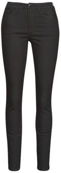 Emporio Armani DIANE women's Skinny Jeans in Black