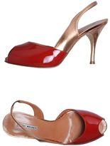 Alexa Wagner High-heeled sandals