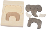 Bass & Bass Elephant Puzzle