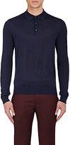 Lanvin Men's Long-Sleeve Polo Shirt
