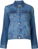 Frame Le Original Vintage Denim Jacket