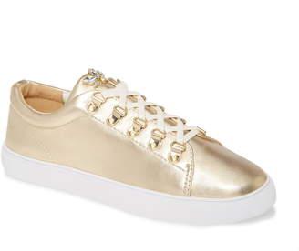 Lilly Pulitzer Hallie Metallic Sneaker