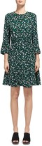 Whistles Anjelica Floral-Print Dress