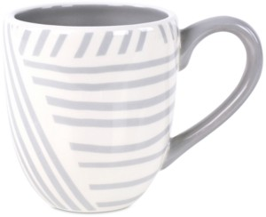 Coton Colors by Laura Johnson Stone Overlap Mug