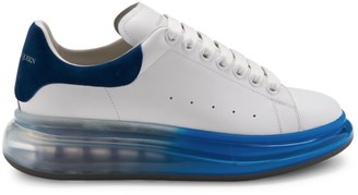 Alexander McQueen Gel Sole Platform Sneakers