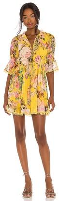 HEMANT AND NANDITA X REVOLVE Fluer Mini Dress