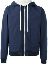 La Perla 'Leisure Escape' reversible hooded jacket - men - Polyester/Polyurethane - S