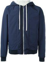 La Perla 'Leisure Escape' reversible hooded jacket