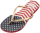 Havaianas Slim Chevron Stars and Stripes Flip Flop 8161048