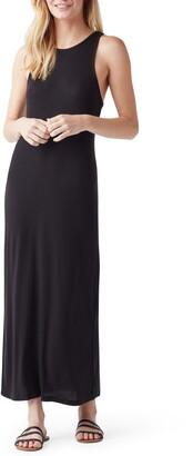 Splendid Darya Sleeveless Maxi Dress