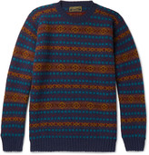 Cordings - Fair Isle Wool Sweater