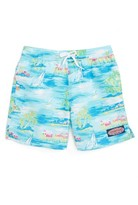 Vineyard Vines Toddler Boy's Beach Hut Chappy Swim Trunks