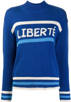 Chinti and Parker Liberty sweater