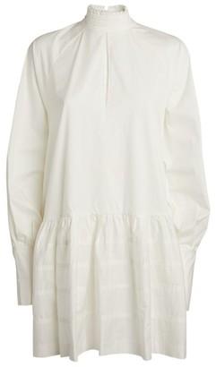 Camilla And Marc Zeta Shirting Mini Dress