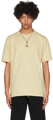 Ottolinger Beige Necklace Basic T-Shirt