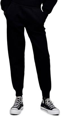Topshop Knit Jogger Pants