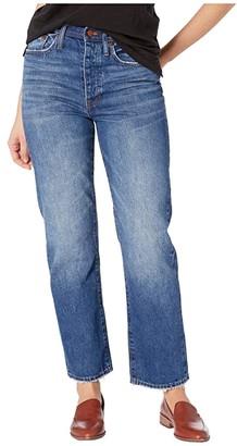 Madewell The Dadjean in Norwalk Wash (Norwalk Wash) Women's Jeans