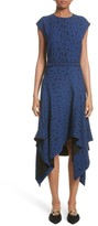 Proenza Schouler Women's Print Silk Georgette Midi Dress