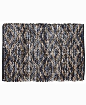 "Home Weavers Parker Denim 24"" x 36"" Accent Rug Bedding"