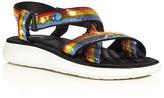 Marc Jacobs Comet Embellished Strappy Platform Sandals