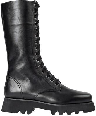 Tony Bianco Icon Black Como Calf Boots