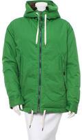 Burberry Puffer Parka Jacket