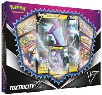 Pokemon Toxtricity-V Box