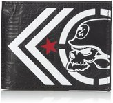 Metal Mulisha Traced Mens Wallet