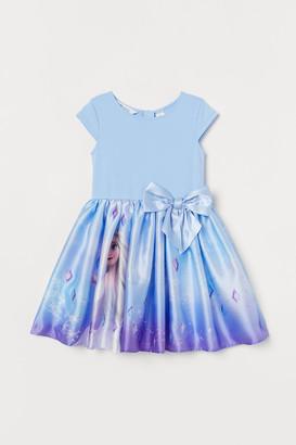 H&M Bow-detail dress