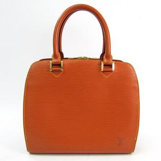 Louis Vuitton Gold Leather Handbags