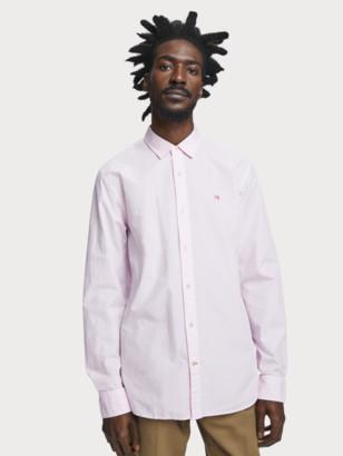 Scotch & Soda Cotton Poplin Shirt Regular fit | Men