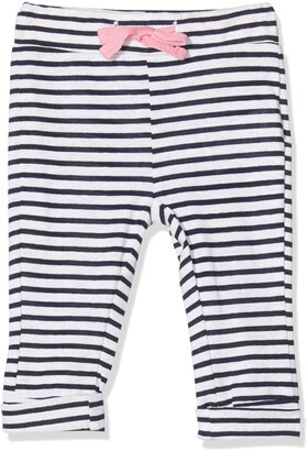 Noppies Baby Girls' G Slim Fit Pants Charter Oak Y/d Str Trouser