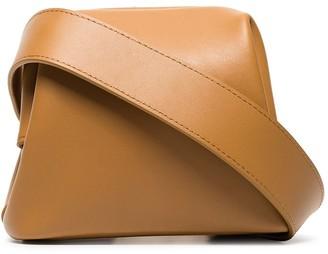 Osoi Peanut Brot leather belt bag