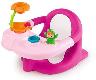 Smoby 110616 - Cotoons Baby Bath Seat, Pink
