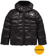 The North Face Girls Moondoggy 2.0 Down Hooded Jacket