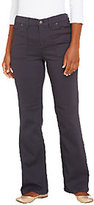Liz Claiborne New York Regular Jackie Colored Boot Cut Jeans