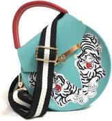 """Angela Valentine Handbags Mini Embroidered Crossbody Bag """"Loel"""""""