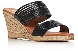Andre Assous Women's Amy Espadrille Wedge Sandals
