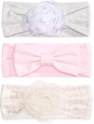 First Impressions First Impressions, Baby Girls 3-Pk. Headbands